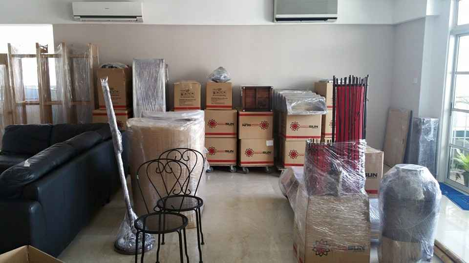 Residential Relocation Singapore
